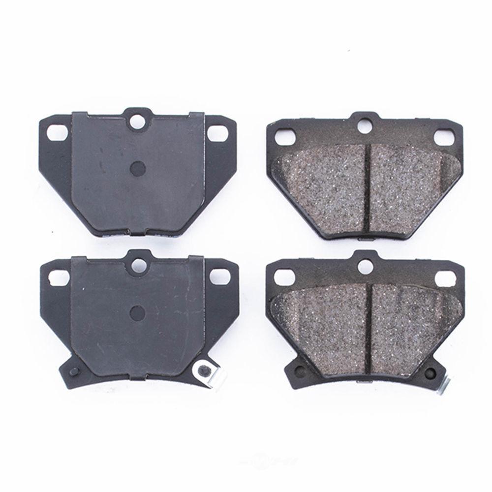 POWER STOP - Evolution Ceramic Disc Brake Pad (Rear) - PWS 16-823