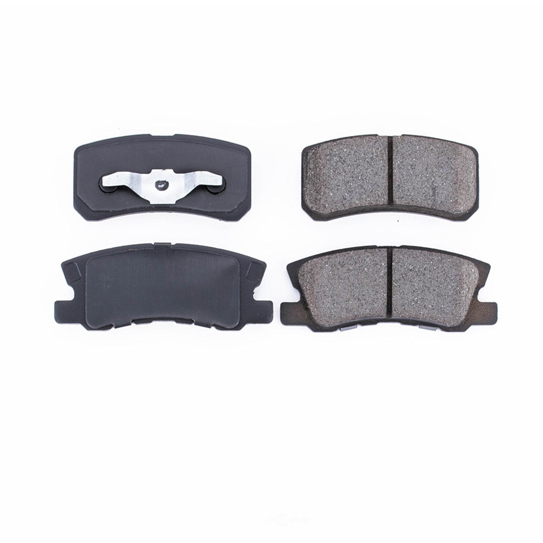 POWER STOP - Evolution Ceramic Disc Brake Pad - PWS 16-868