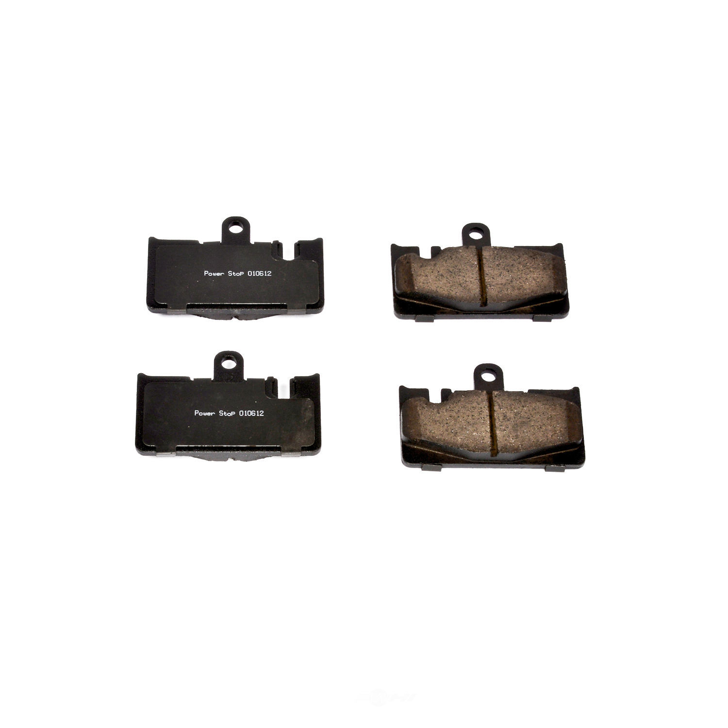 POWER STOP - Evolution Ceramic Disc Brake Pad (Rear) - PWS 16-871