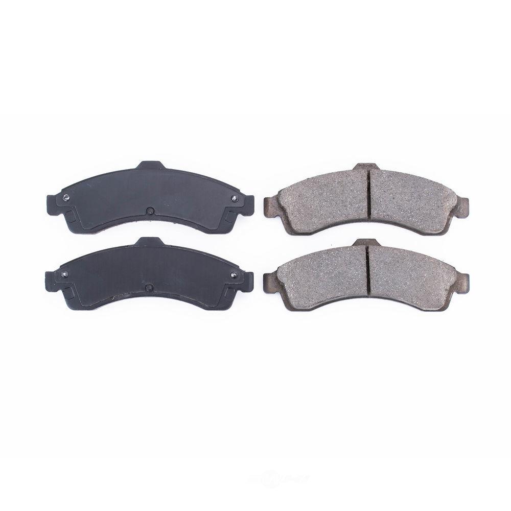 POWER STOP - Z16 Evolution Clean Ride Ceramic Brake Pads - PWS 16-882