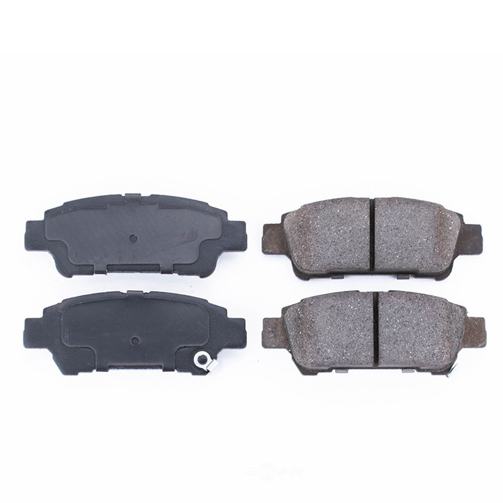 POWER STOP - Evolution Ceramic Disc Brake Pad (Rear) - PWS 16-995