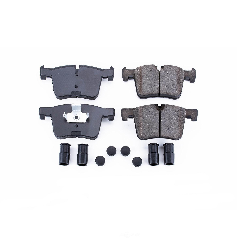 POWER STOP - Z17 Evolution Plus Disc Brake Pad (Front) - PWS 17-1561