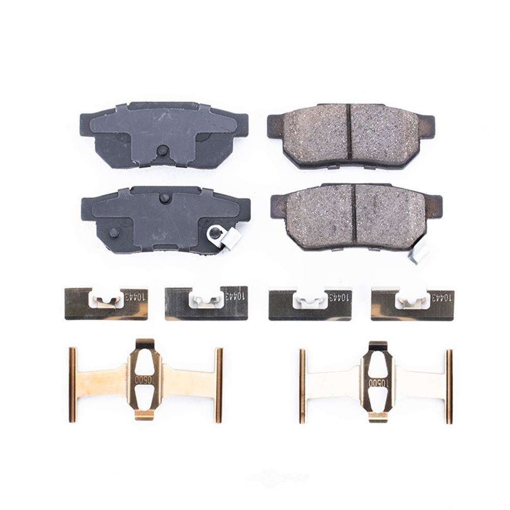 POWER STOP - Z17 Evolution Plus (Rear) - PWS 17-374