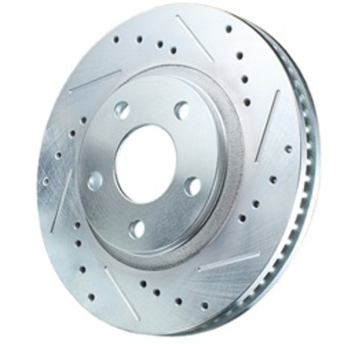 POWER STOP - Extreme Performance Drilled & Slotted Brake Rotor (Rear) - PWS EBR640XPR