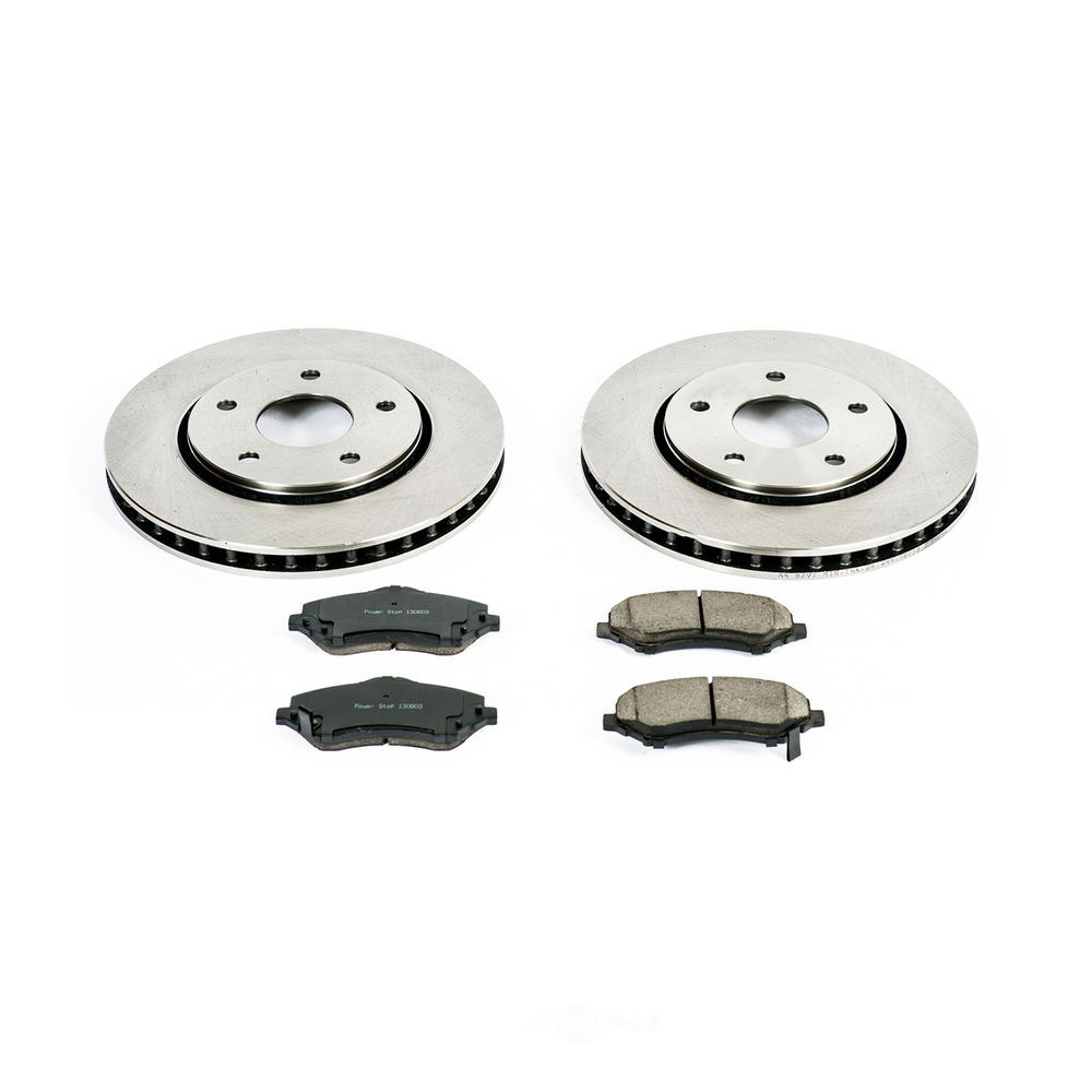POWER STOP - Stock Replacement Brake Kit - PWS KOE3118
