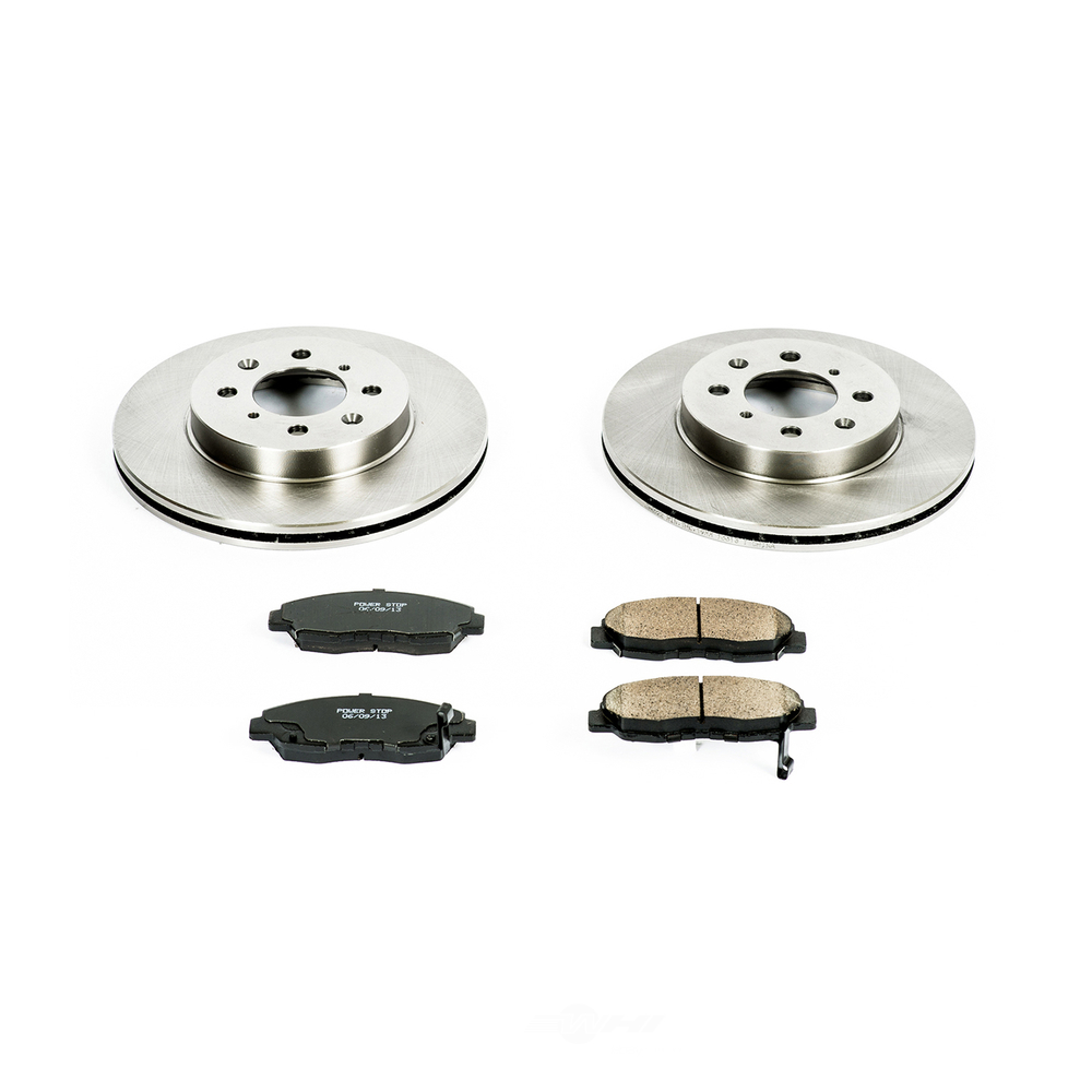 POWER STOP - Stock Replacement Brake Kit - PWS KOE690
