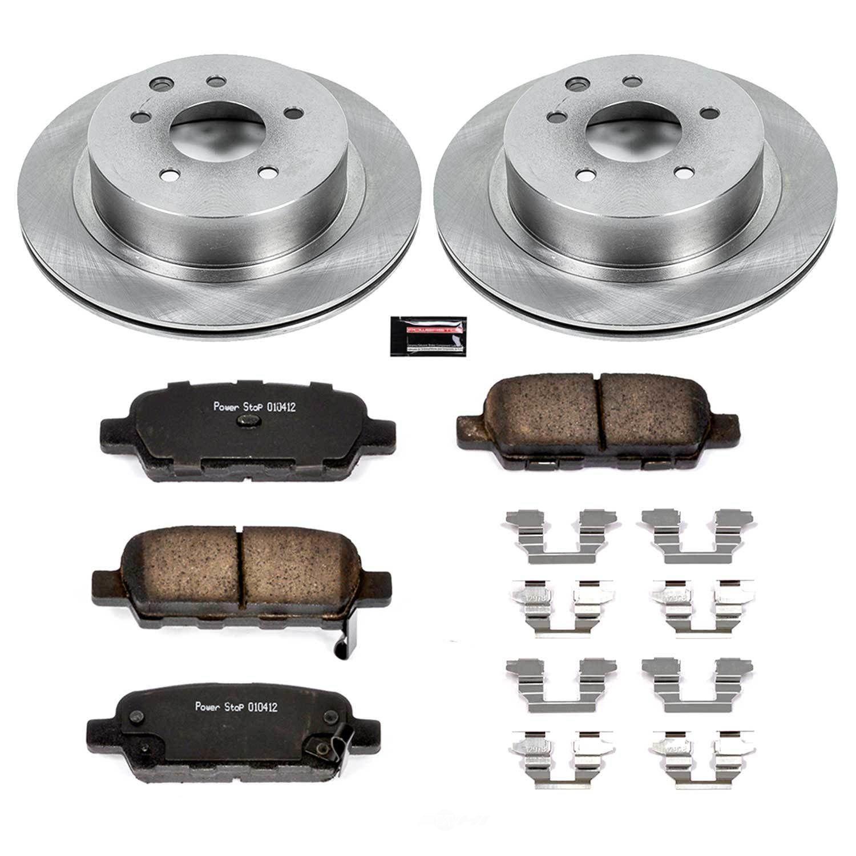 POWER STOP - Stock Replacement Brake Kit - PWS KOE103