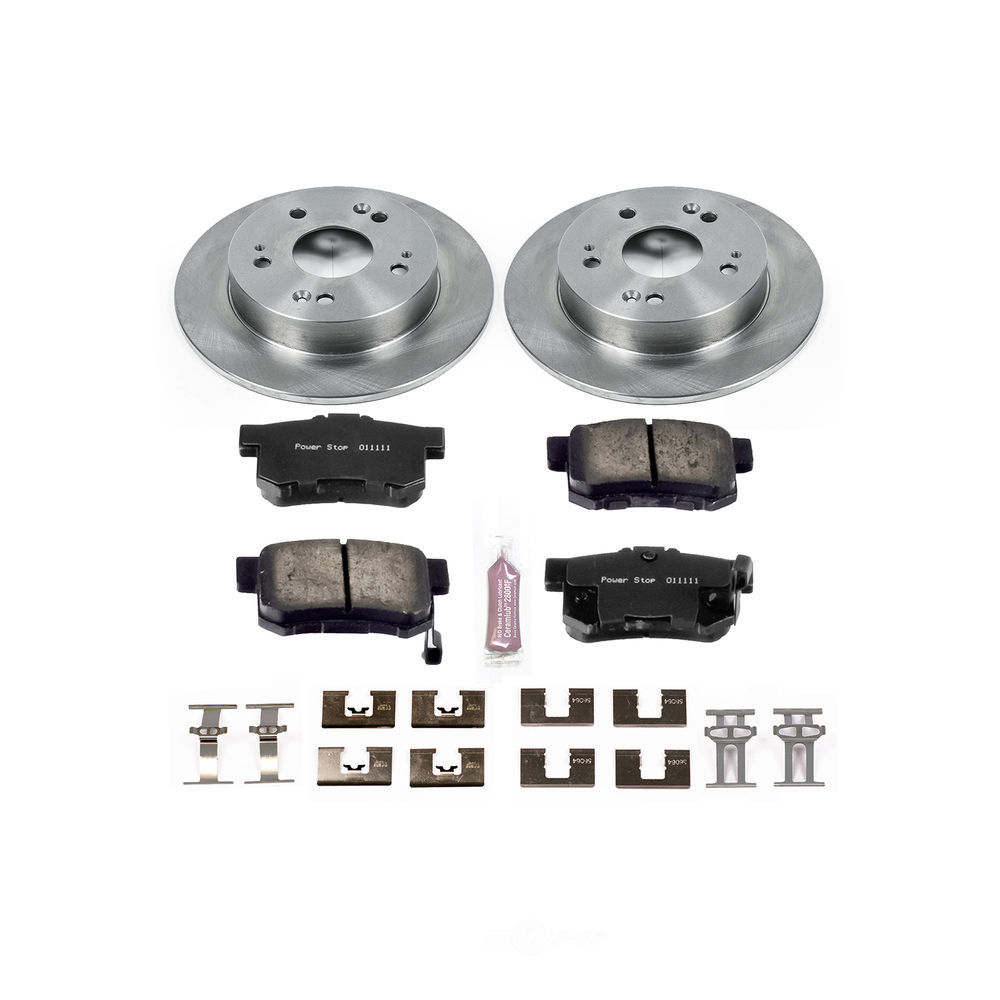 POWER STOP - Stock Replacement Brake Kit - PWS KOE1243