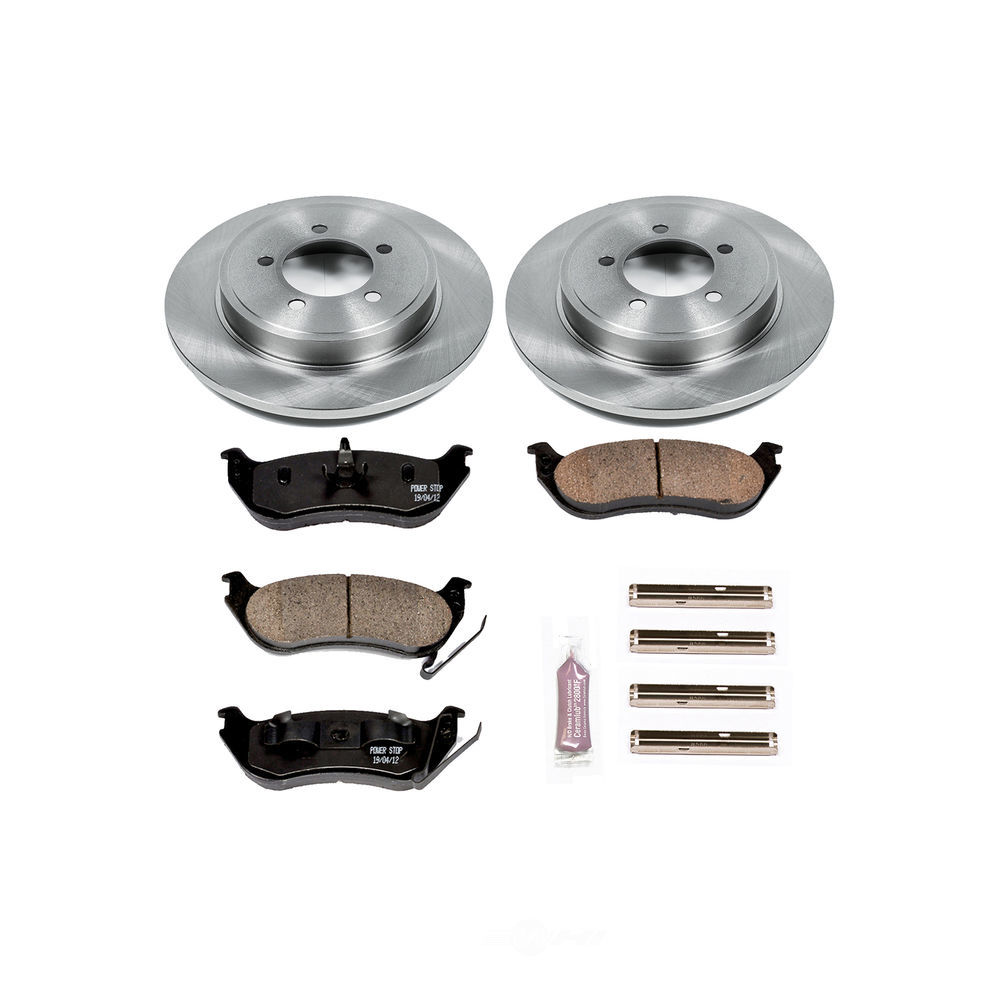 POWER STOP - Stock Replacement Brake Kit - PWS KOE1929