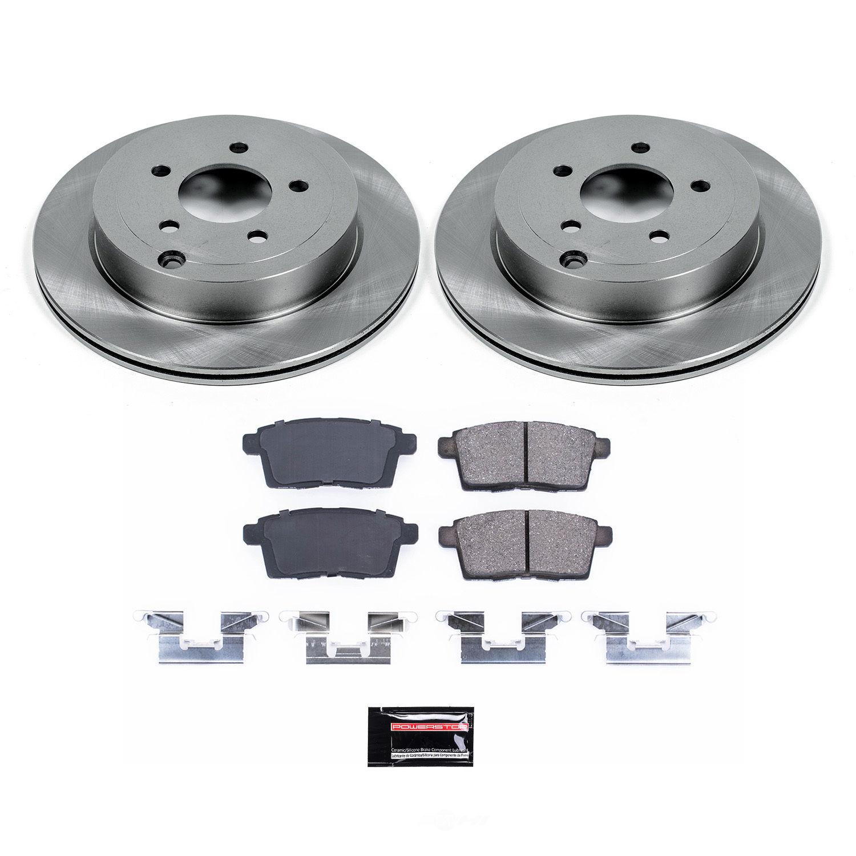 POWER STOP - Stock Replacement Brake Kit - PWS KOE3060