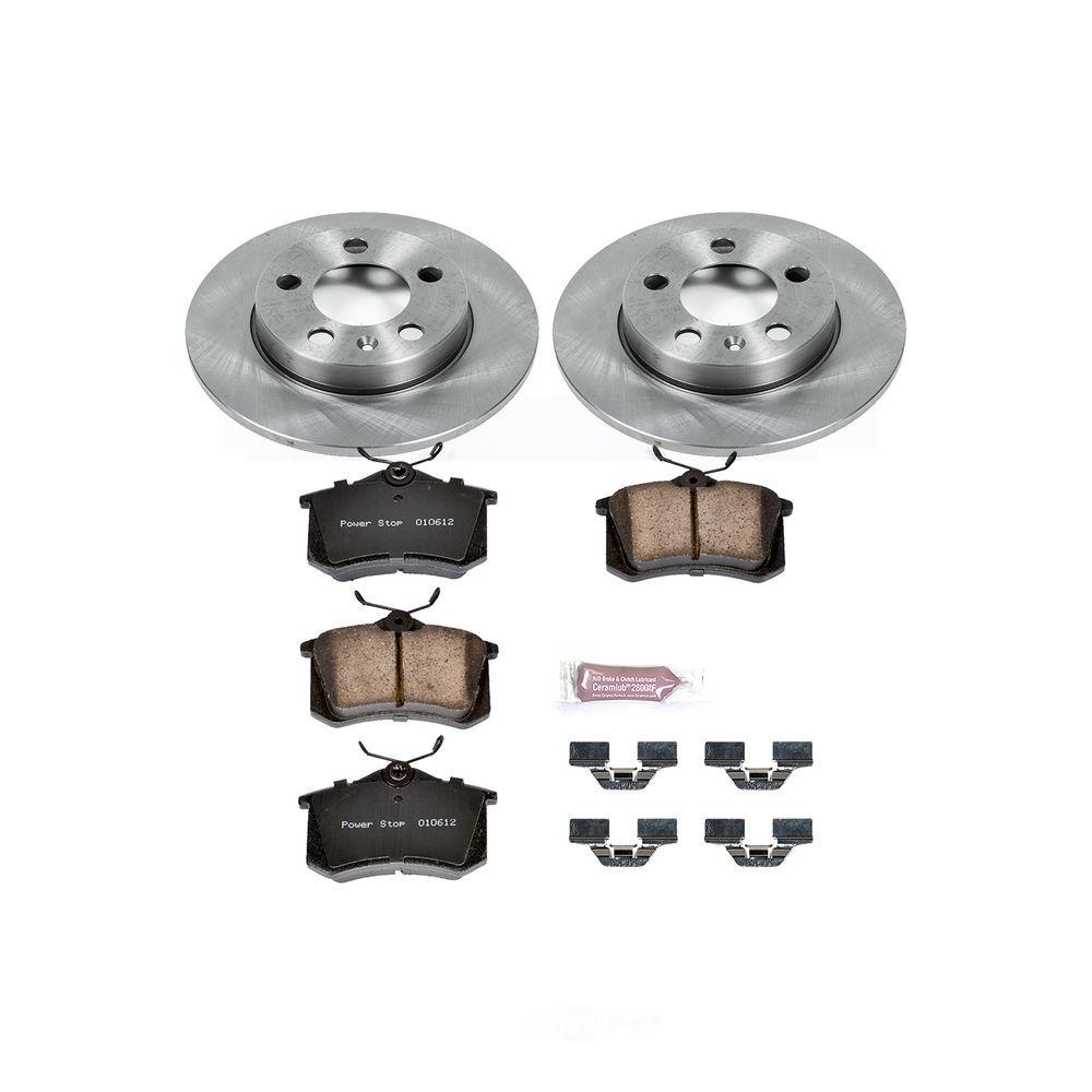 POWER STOP - Stock Replacement Brake Kit - PWS KOE3093