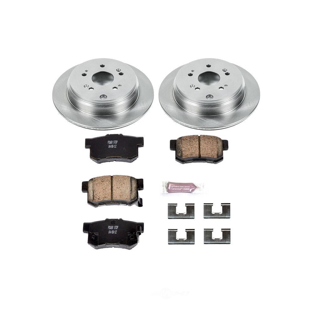 POWER STOP - Stock Replacement Brake Kit - PWS KOE3098