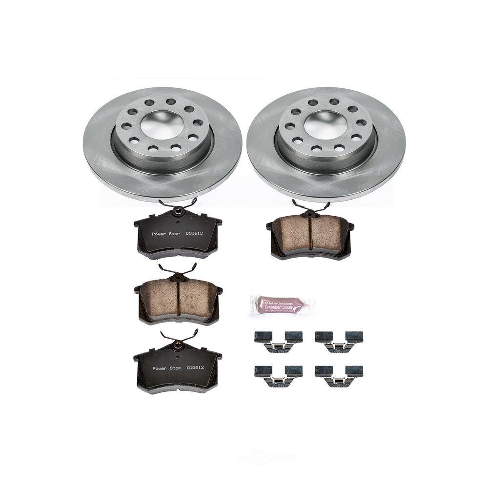 POWER STOP - Stock Replacement Brake Kit - PWS KOE3109