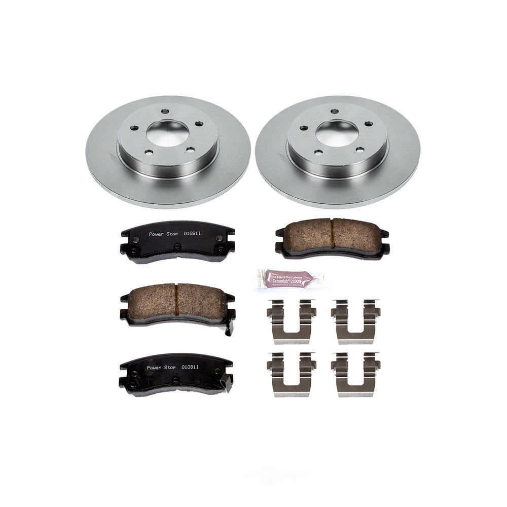 POWER STOP - Stock Replacement Brake Kit - PWS KOE3115