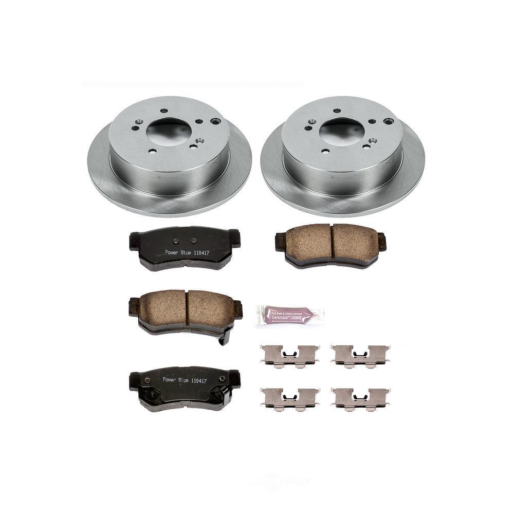 POWER STOP - Stock Replacement Brake Kit - PWS KOE5213