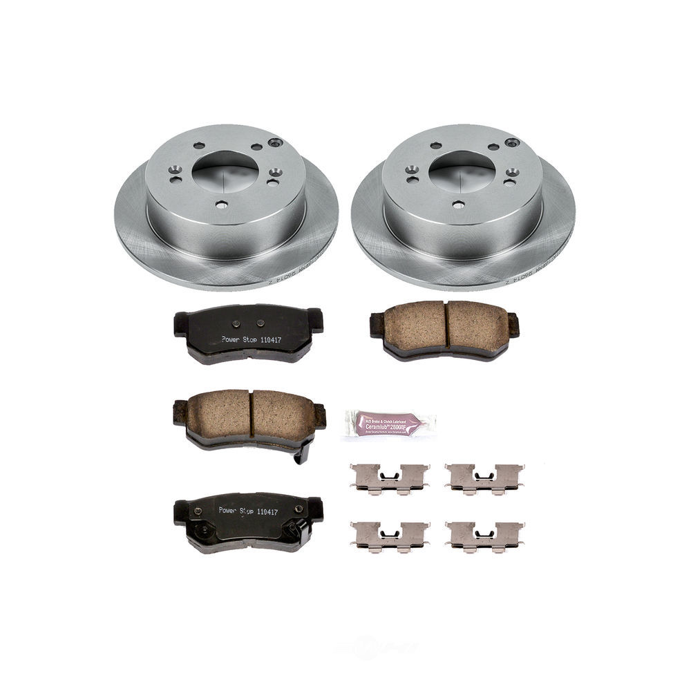 POWER STOP - Stock Replacement Brake Kit - PWS KOE5214
