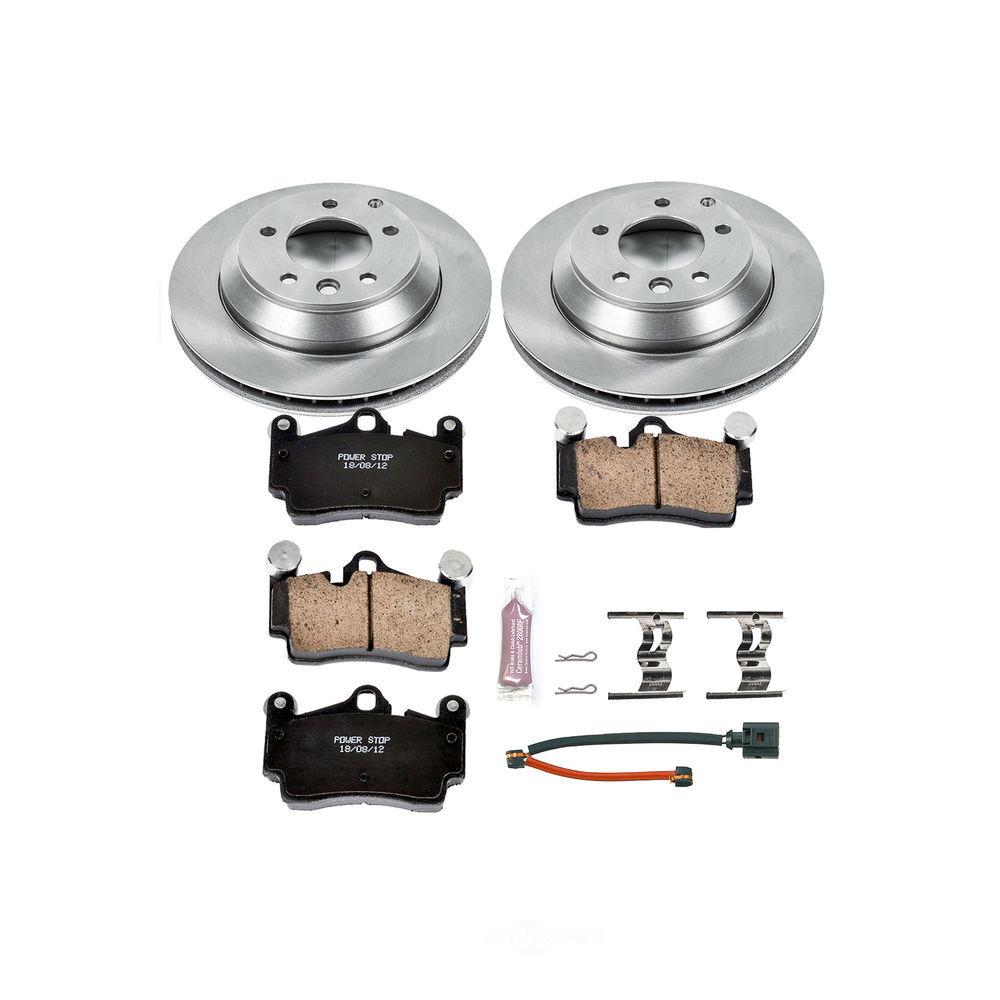 POWER STOP - Stock Replacement Brake Kit - PWS KOE5312