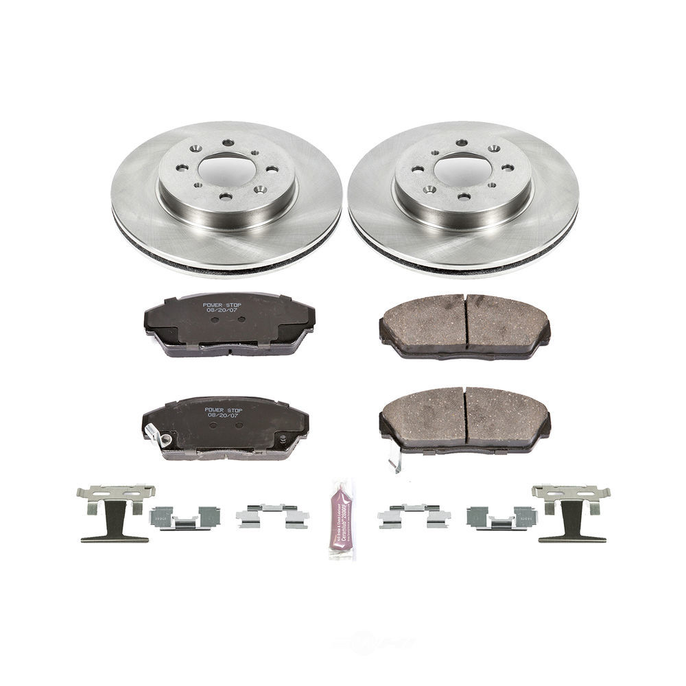 POWER STOP - Stock Replacement Brake Kit - PWS KOE688