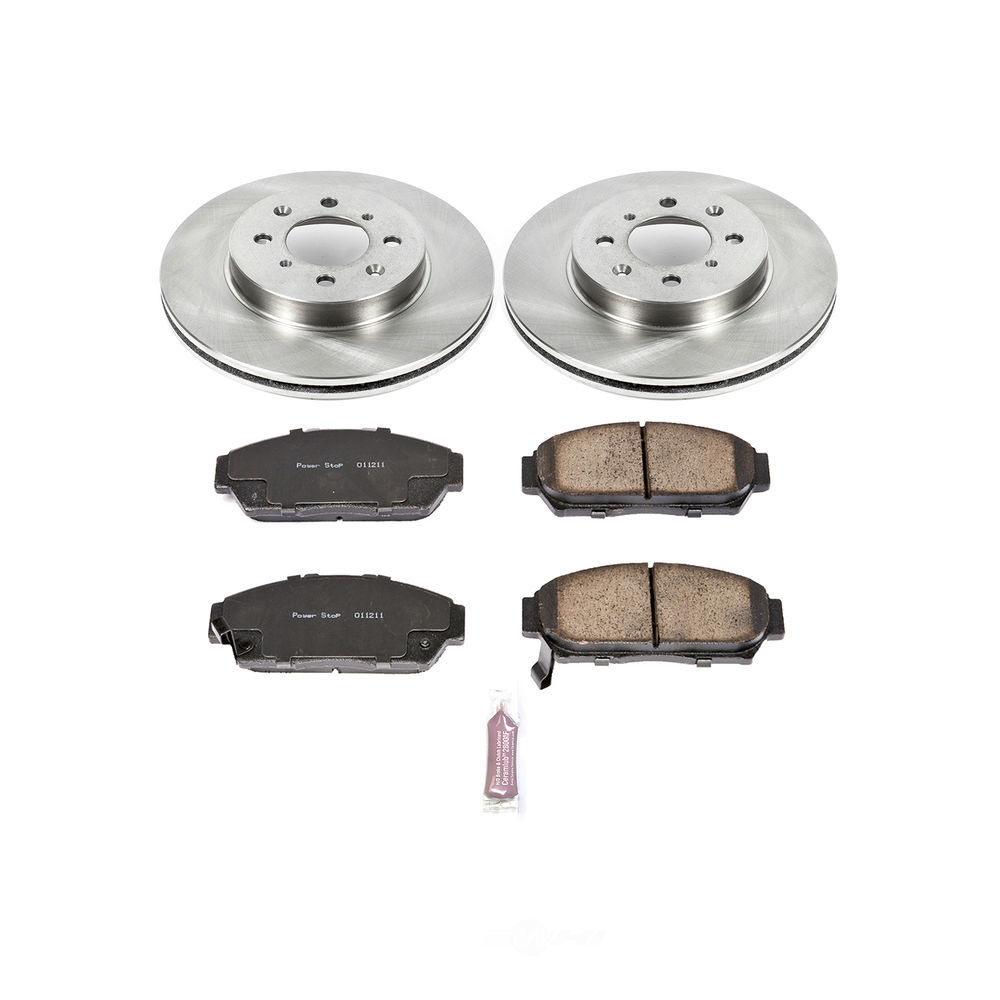 POWER STOP - Stock Replacement Brake Kit - PWS KOE692