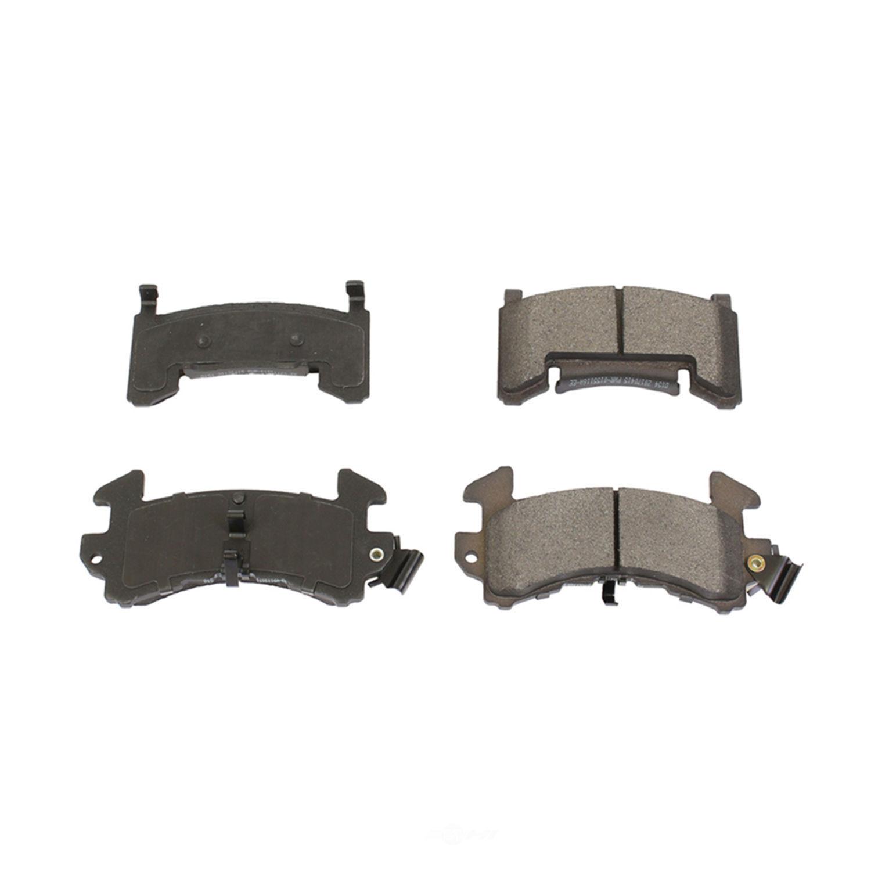 POWER STOP - Disc Brake Pad Set - PWS PM18-154
