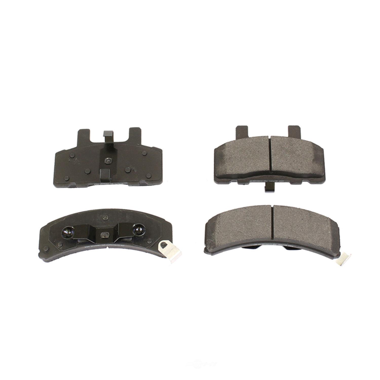 POWER STOP - Posi-Mold Carbon Matrix Metallic Disc Brake Pad - PWS PM18-369