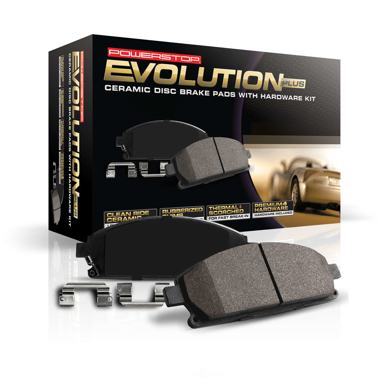 Power Stop 17-1375 Z17 Evolution Plus Brake Pad