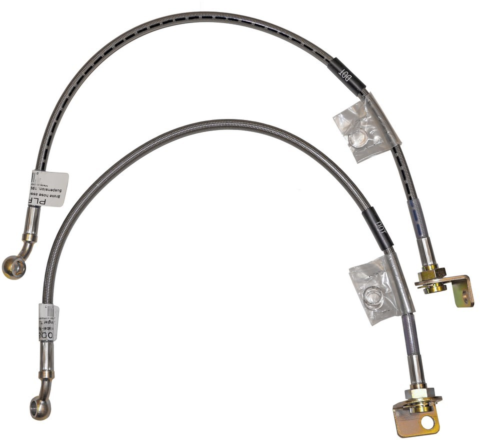 RANCHO - Brake Hydraulic Hose (Front) - RAN RS6249
