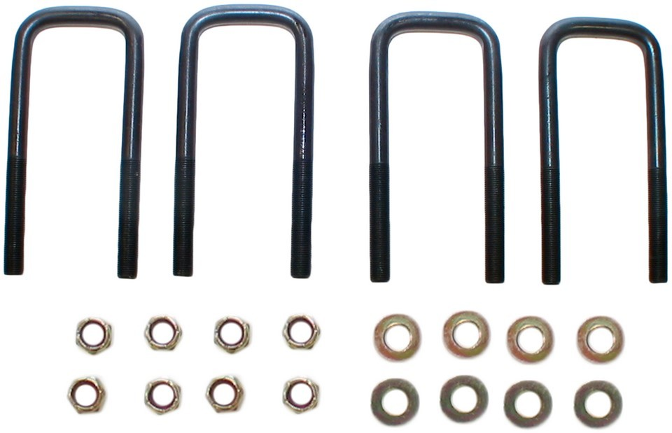RANCHO - Rancho U-Bolt Kit (Rear) - RAN RS713
