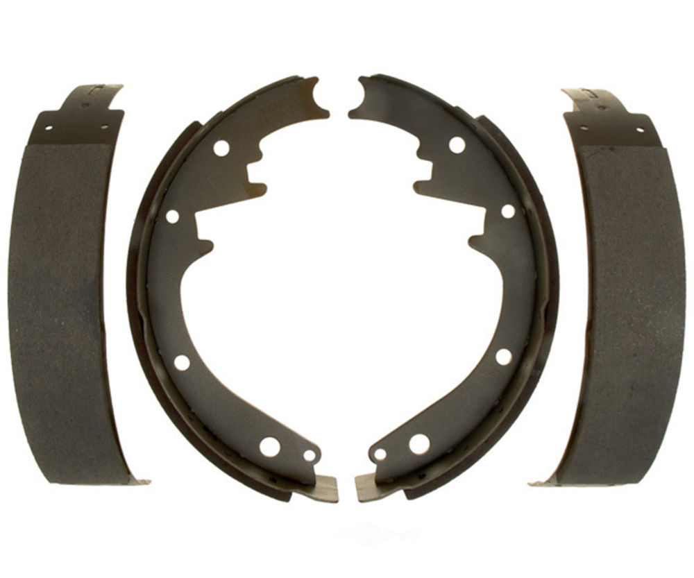 RAYBESTOS - PG Plus Professional Grade Organic Drum Brake Shoe (Front) - RAY 228PG