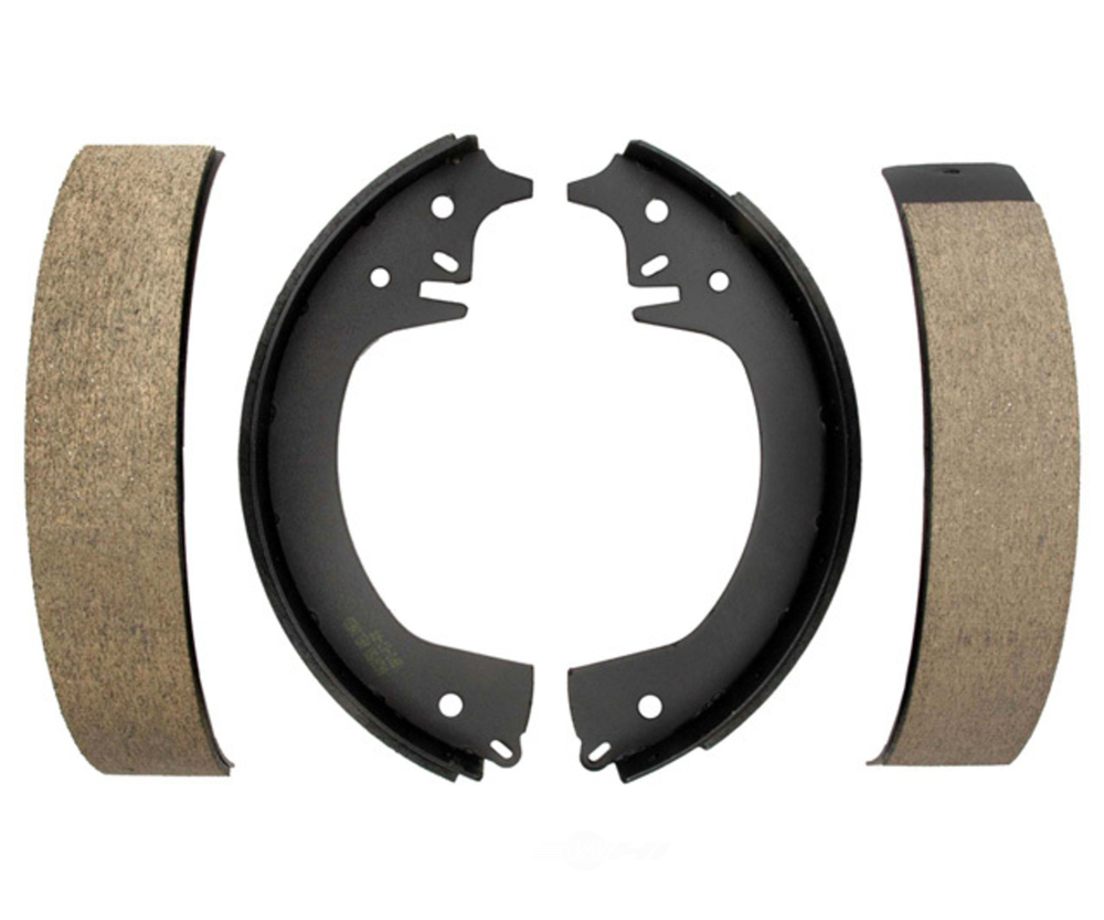 RAYBESTOS - Element3 Organic Drum Brake Shoe - RAY 53PG