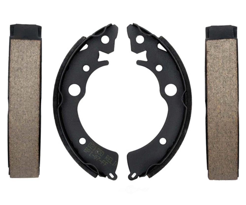 RAYBESTOS - PG Plus Organic Drum Brake Shoe (Rear) - RAY 546PG