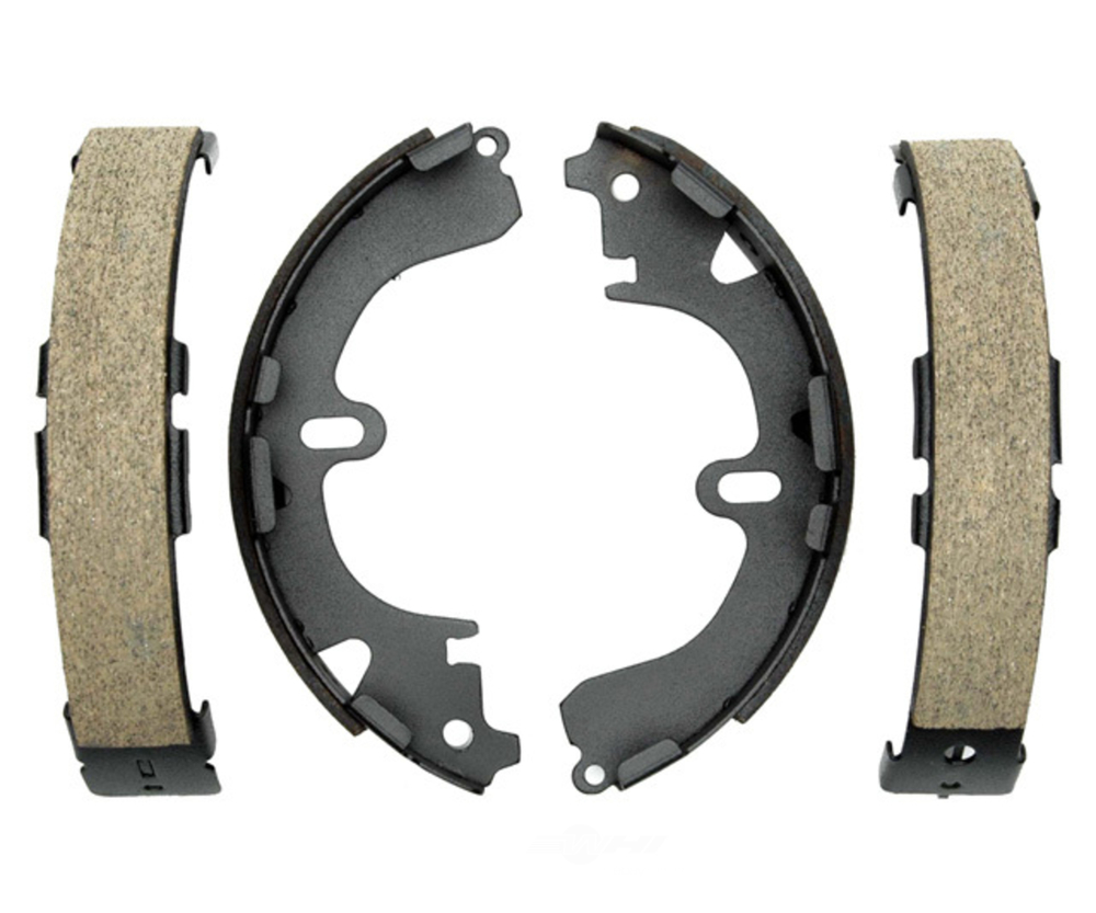 RAYBESTOS - PG Plus Organic Drum Brake Shoe (Rear) - RAY 597PG