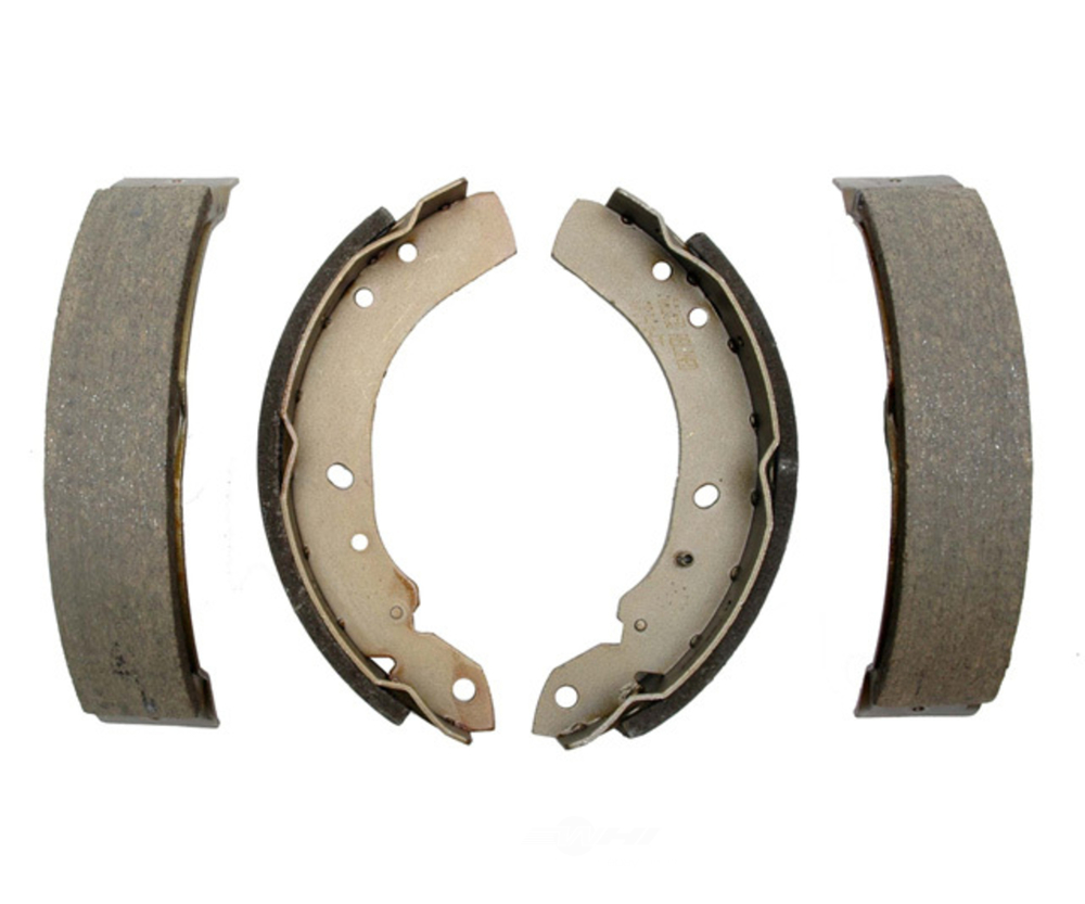 RAYBESTOS - PG Plus Organic Drum Brake Shoe (Rear) - RAY 629PG