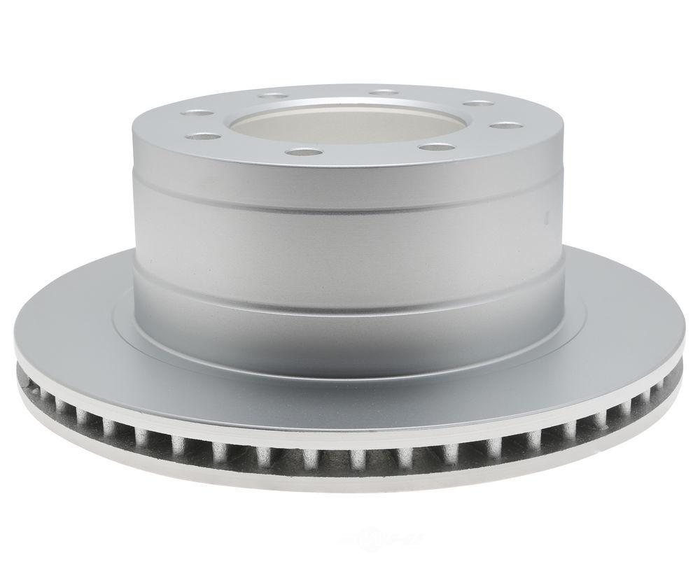 RAYBESTOS - Element3; Coated Rotor (Rear) - RAY 780139FZN