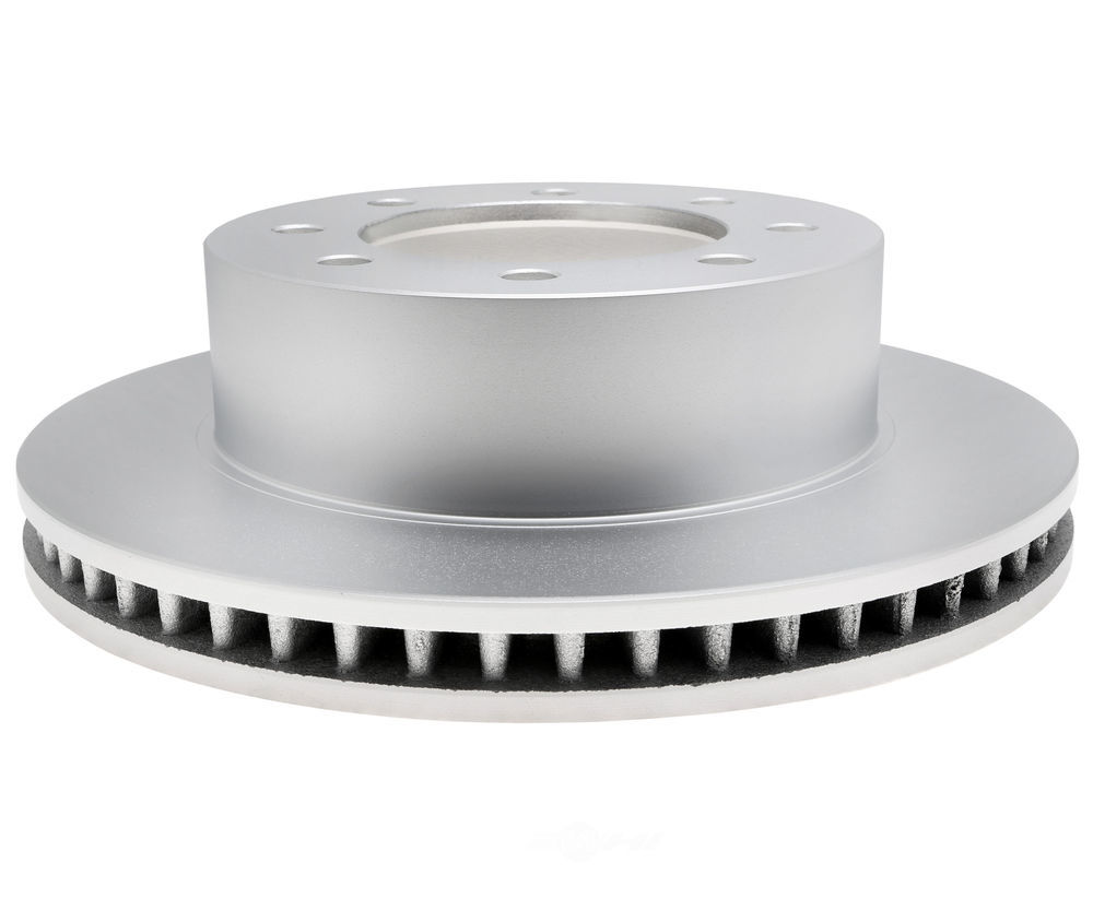 RAYBESTOS - Element3; Coated Rotor (Front) - RAY 780143FZN