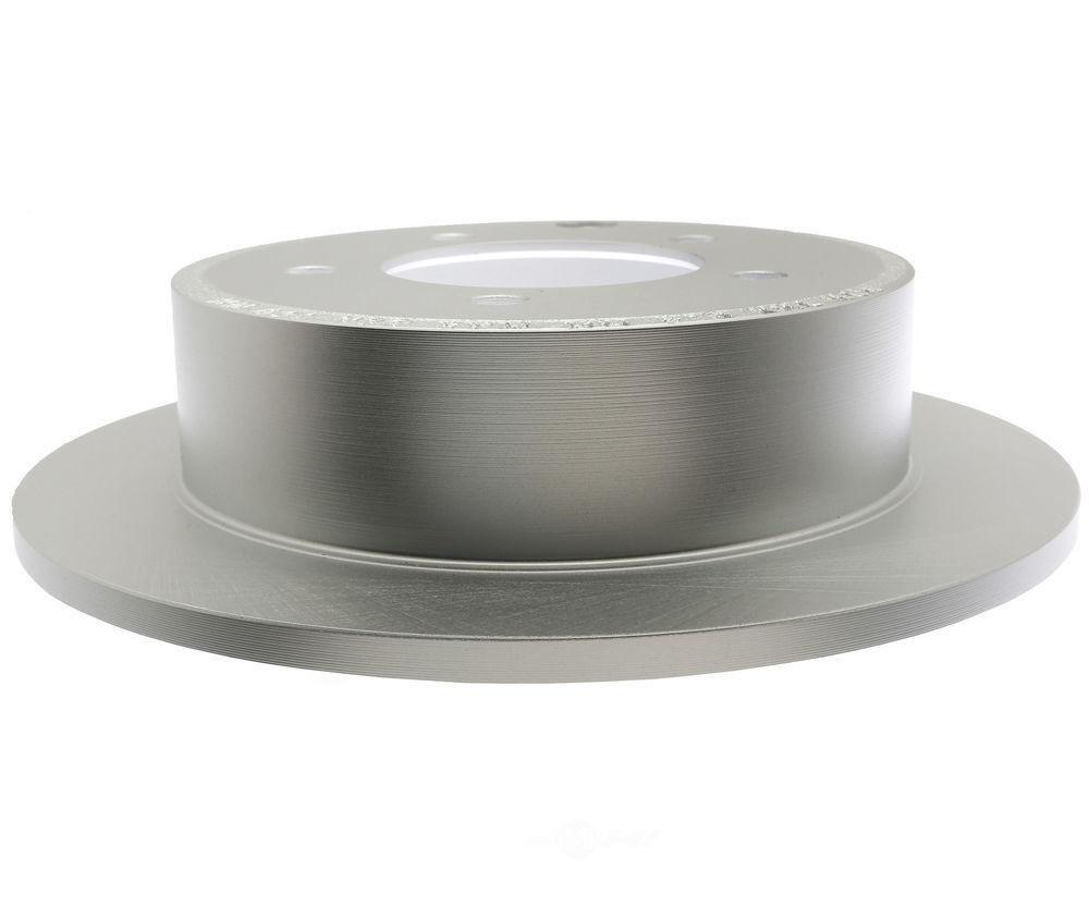 RAYBESTOS - Element3; Coated Rotor (Rear) - RAY 780457FZN