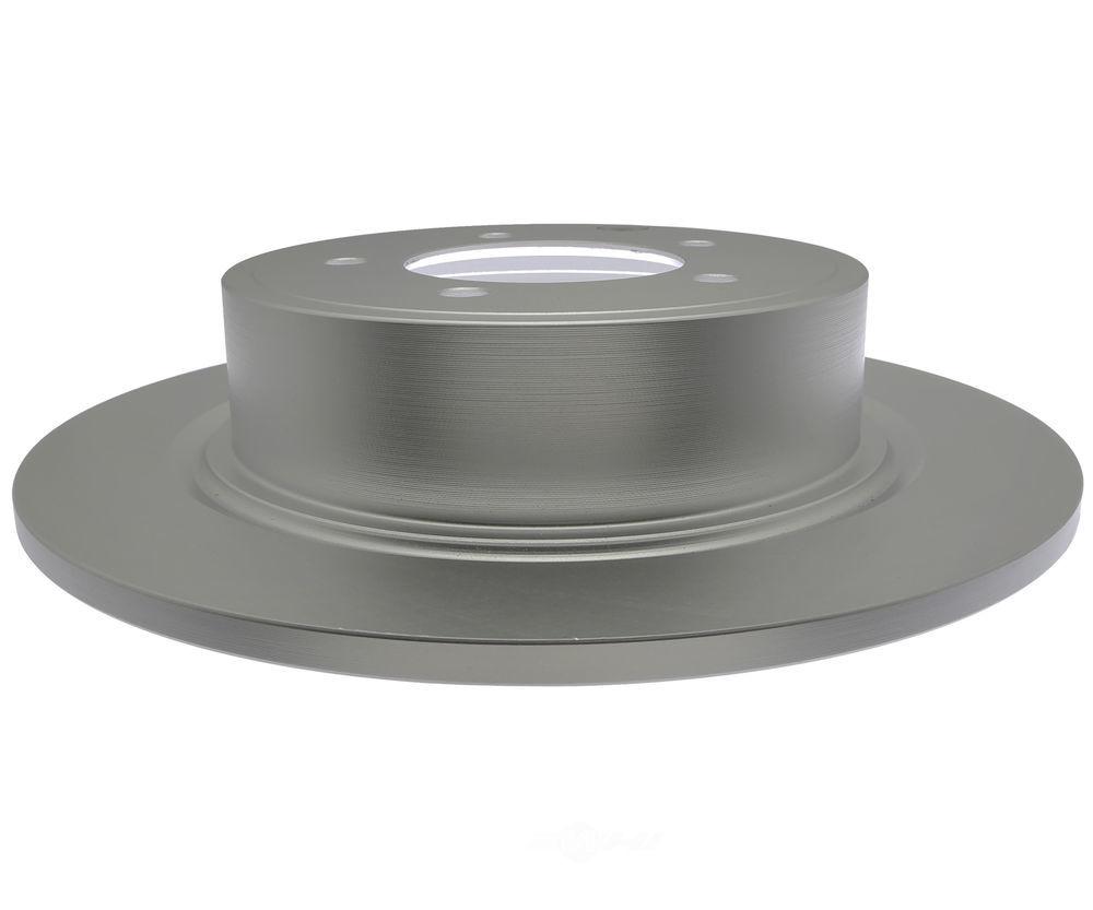 RAYBESTOS - Element3; Coated Rotor (Rear) - RAY 780541FZN