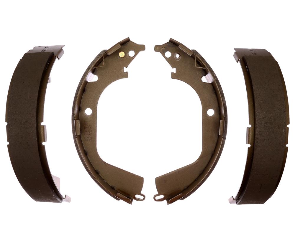 RAYBESTOS - Element3 Organic Drum Brake Shoe - RAY 960PG