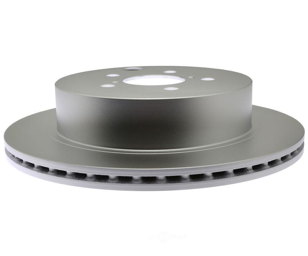 RAYBESTOS - Specialty - Street Performance; Coated Rotor (Rear) - RAY 981787