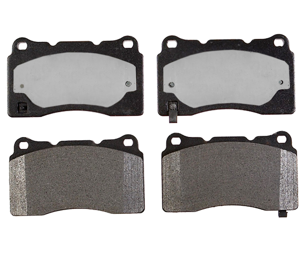 RAYBESTOS - Element3 Hybrid Technology Disc Brake Pad Set - RAY EHT1001