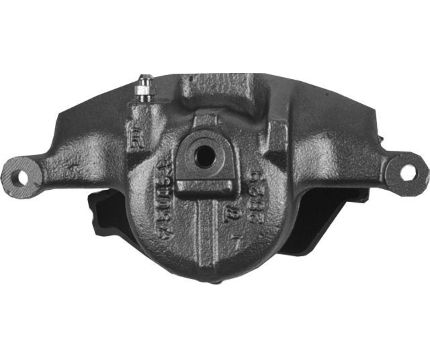 RAYBESTOS - R-Line; Unloaded Caliper, Remanufactured; Includes Bracket - RAY FRC10605