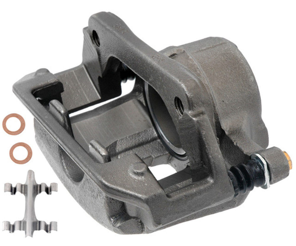 RAYBESTOS - R-Line; Unloaded Caliper, Remanufactured; Includes Bracket - RAY FRC10606