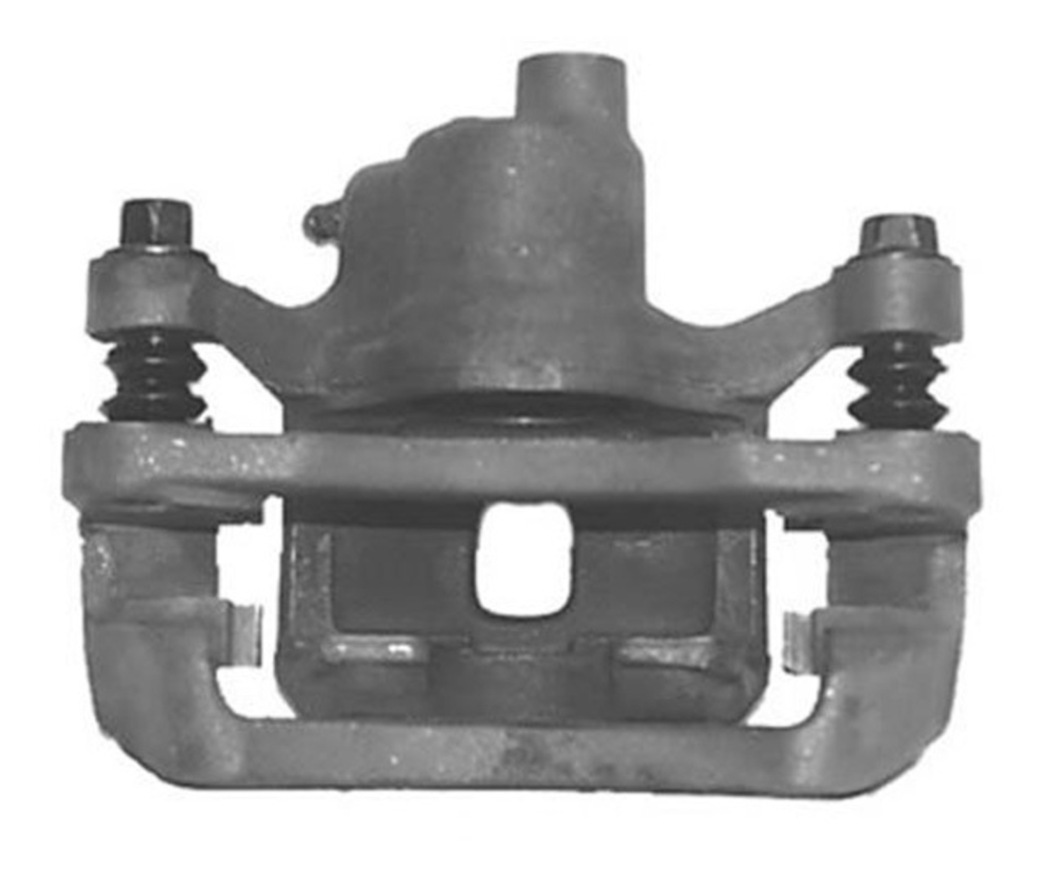 RAYBESTOS - R-Line; Unloaded Caliper, Remanufactured; Includes Bracket - RAY FRC10685