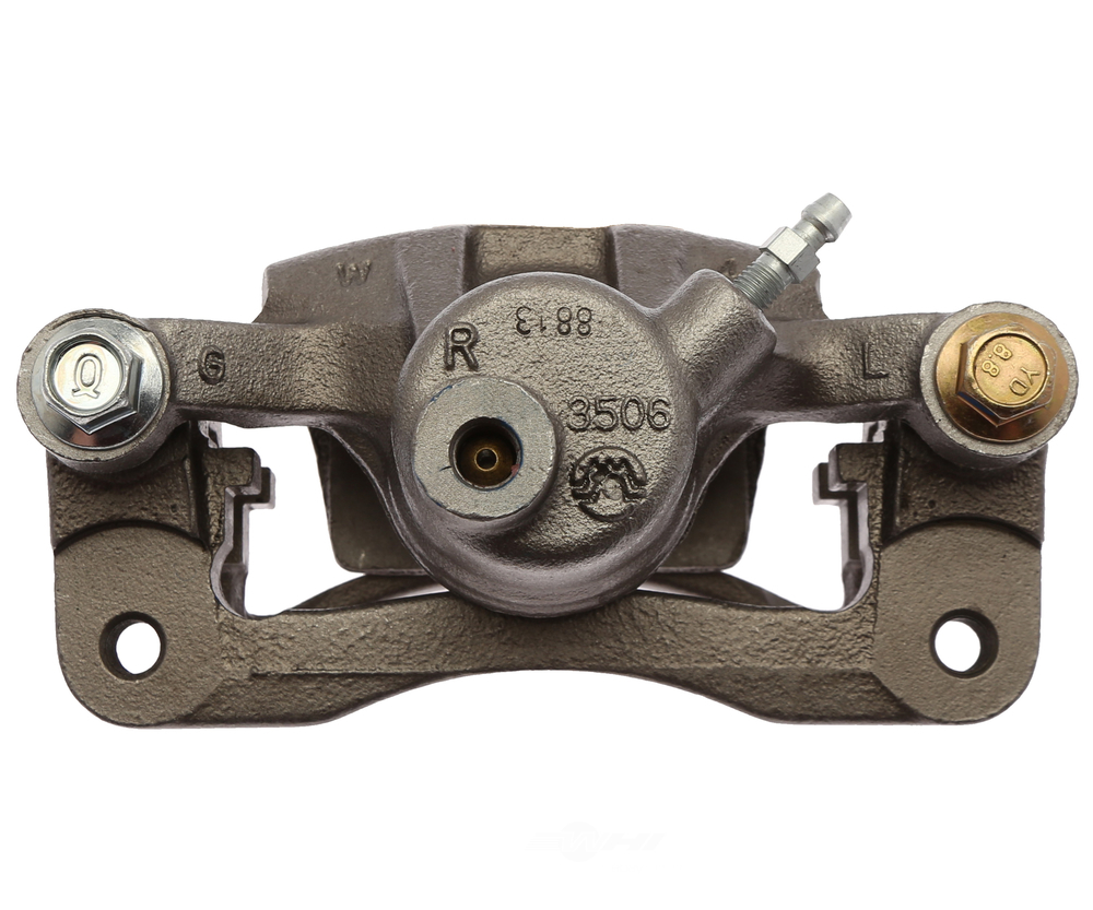 RAYBESTOS - R-Line; Unloaded Caliper, Remanufactured; Includes Bracket - RAY FRC10686
