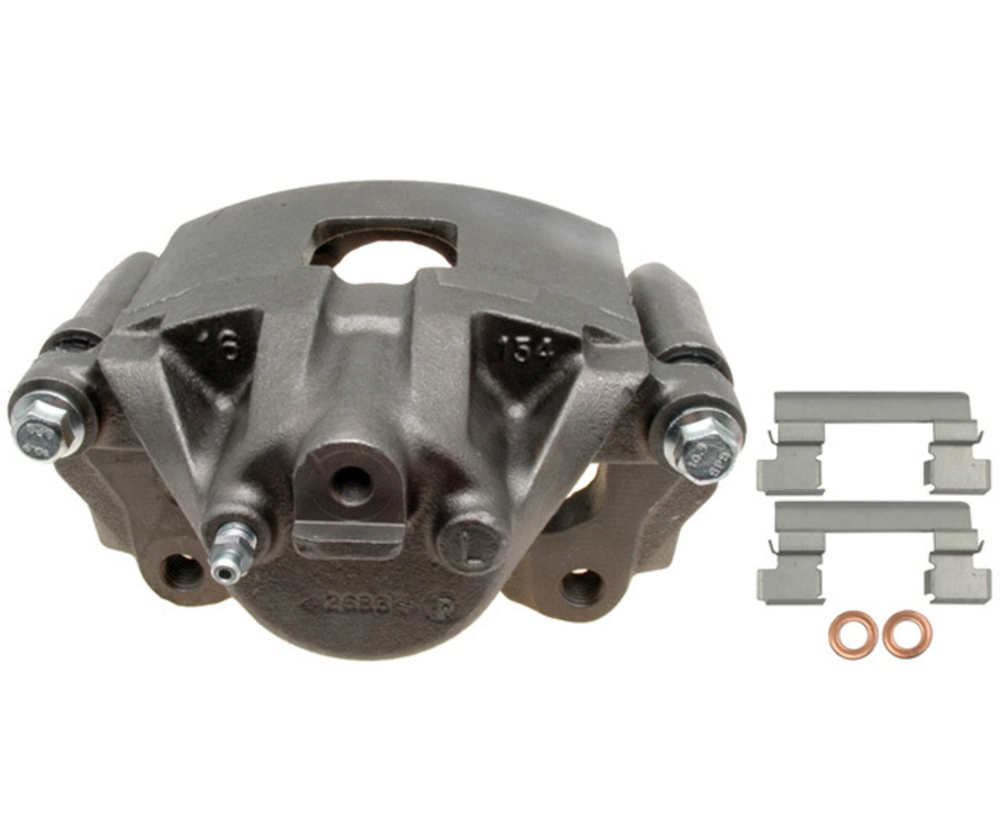 RAYBESTOS - R-Line; Friction-Ready Caliper, Remanufactured; Includes Bracket - RAY FRC10839
