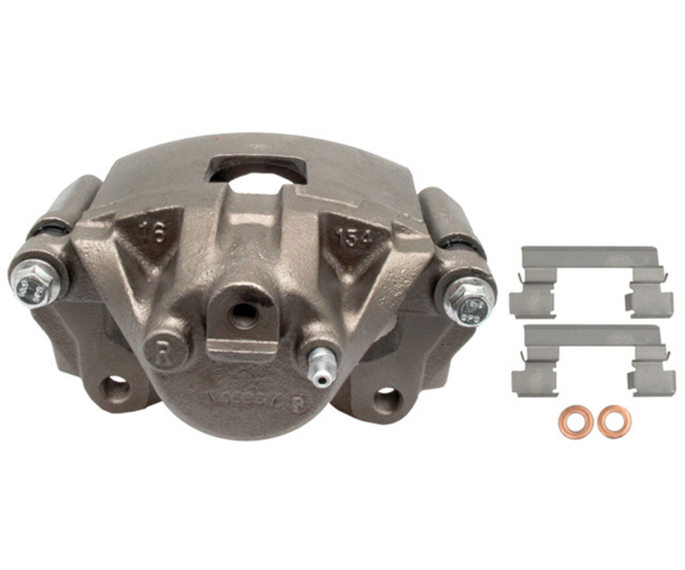 RAYBESTOS - R-Line; Friction-Ready Caliper, Remanufactured; Includes Bracket - RAY FRC10840