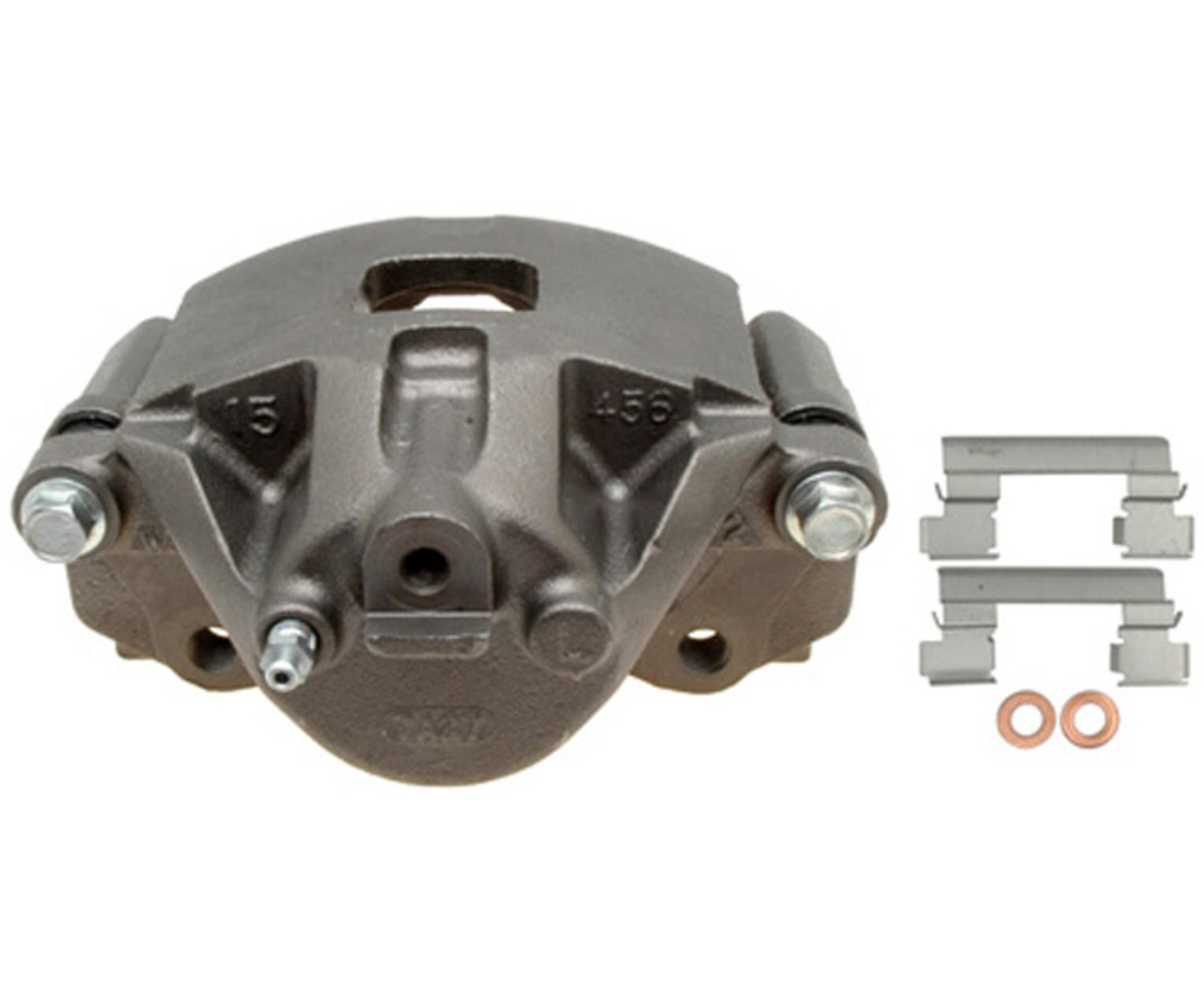 RAYBESTOS - R-Line; Friction-Ready Caliper, Remanufactured; Includes Bracket - RAY FRC10907