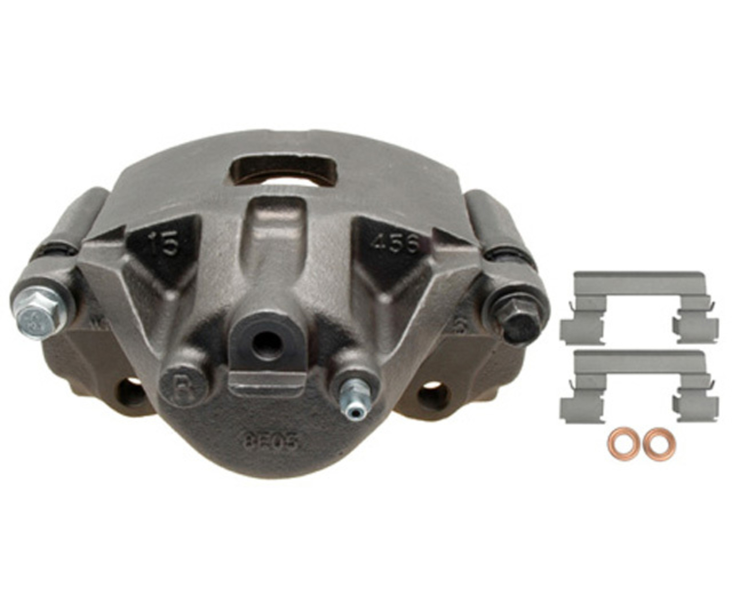 RAYBESTOS - R-Line; Friction-Ready Caliper, Remanufactured; Includes Bracket (Front Right) - RAY FRC10908