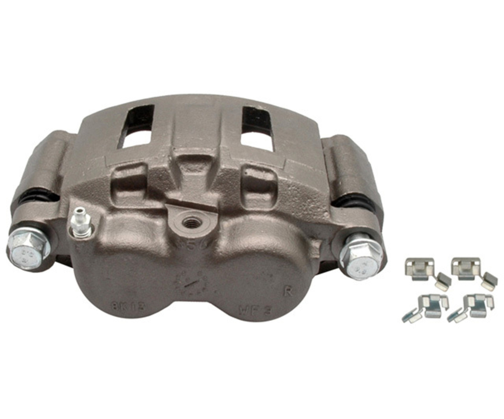RAYBESTOS - R-Line Reman Unloaded Caliper Includes Bracket - RAY FRC10945