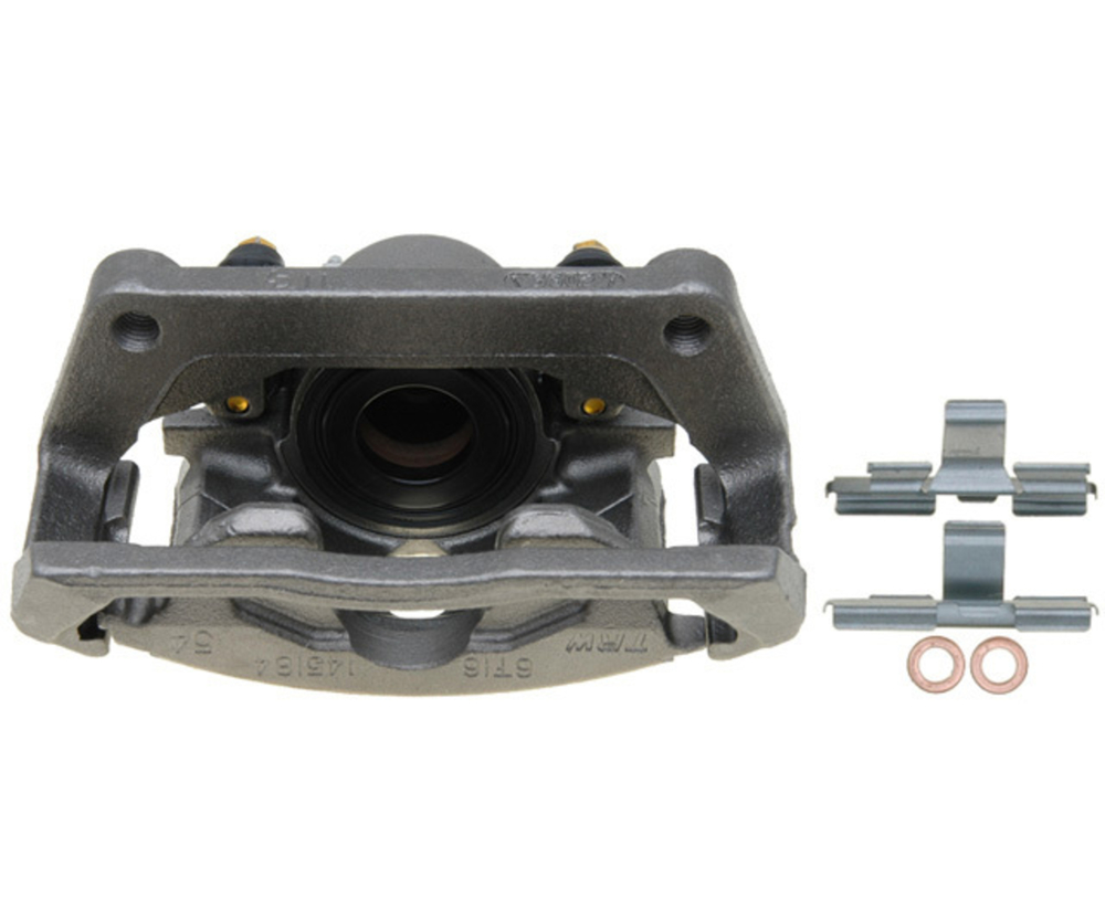RAYBESTOS - R-Line; Friction-Ready Caliper, Remanufactured; Includes Bracket - RAY FRC11625